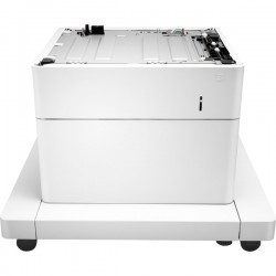 HP LJ 1x550 Sheet Paper Feeder and Cabinet
