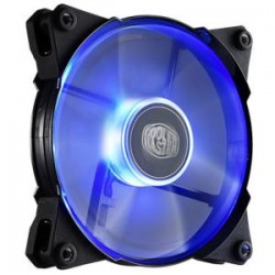 COOLER MASTER JETFLO 120MM BLUE LED CASE FAN