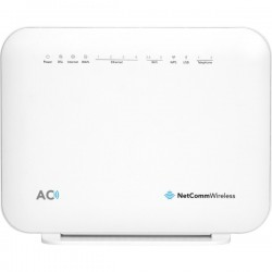 NETCOMM VDSL/ADSL WIRELESS DUAL BAND ROUTER NBN