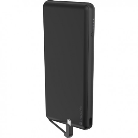 MOPHIE POWERSTATION PLUS USB-C 12 000MAH BLACK