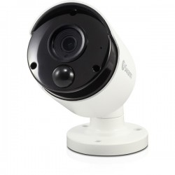 SWANN 5MP WHITE BULLET CAMERA W AUDIO