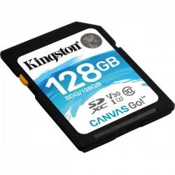 KINGSTON 128GB SDXC CANVAS GO 90R/45W