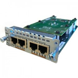 CISCO 4-port ISDN BRI S/T NIM Module