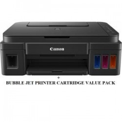 CANON G2600 CANON PIXMA G + VALUE PACK INK