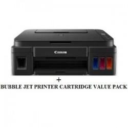 CANON G3610 PIXMA BUBBLE JET + VALUE PACK INK