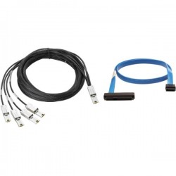 HPE 1U RM 4m SAS HD LTO Cable Kit