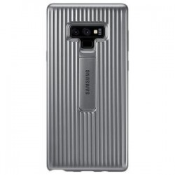 Samsung Note 9 Protective Cover Silver