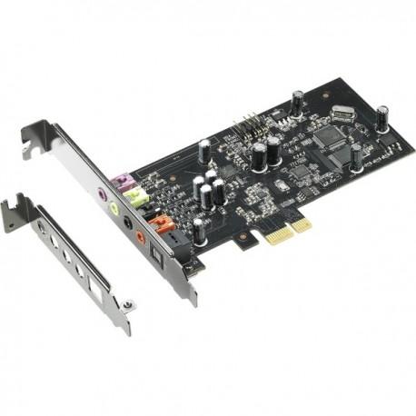 ASUS XONAR SE PCIE 5.1 GAMING AUDIO CARD