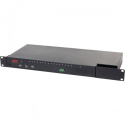 APC - SCHNEIDER KVM 2G Digital/IP 1 Rem 1 Local