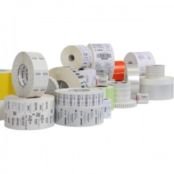 ZEBRA LABEL PAPER 3X1.75IN 76.2X44.5MM DT Z-PE