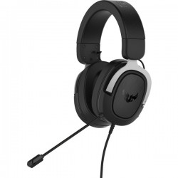 ASUS TUF GAMING H3 SILVER HEADSET